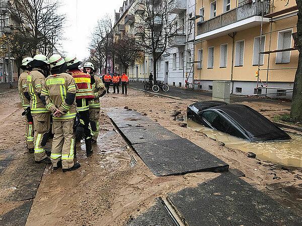© Berlin Brandenburg Police