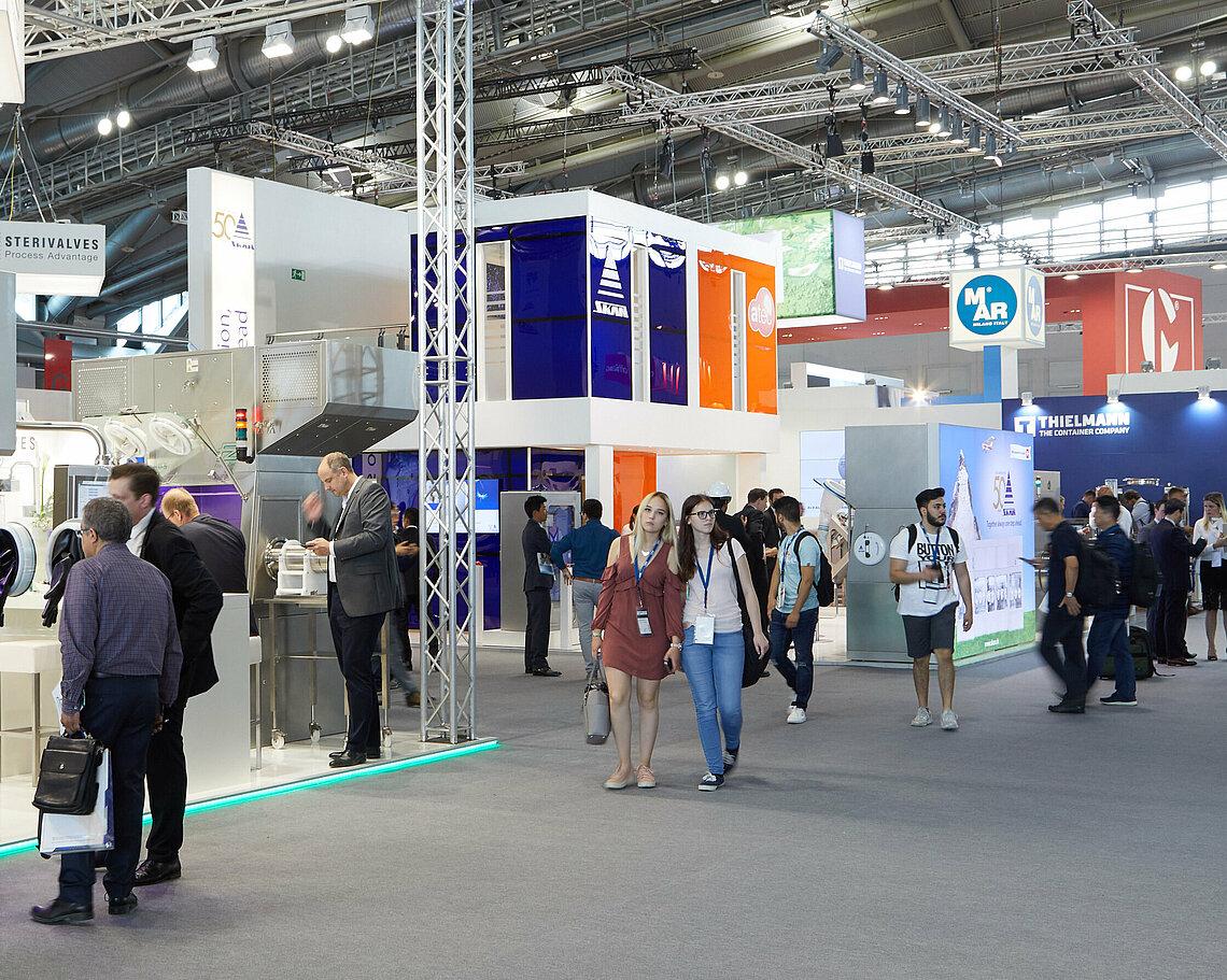 ACHEMA Exhibition