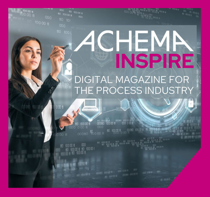 ACHEMA INSPIRE