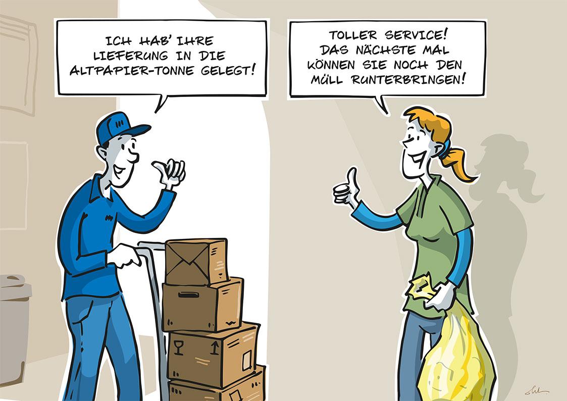 © Cartoon: Claus Ast