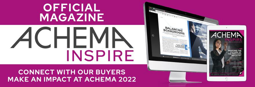 ACHEMA Media