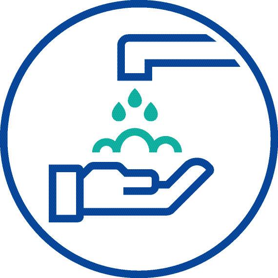 Icon Wash Hands