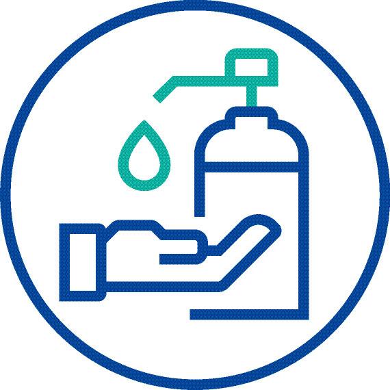 Icon Disinfection