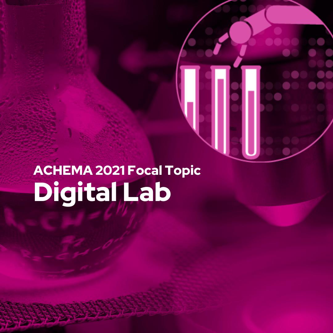 © DECHEMA - The Digital Lab
