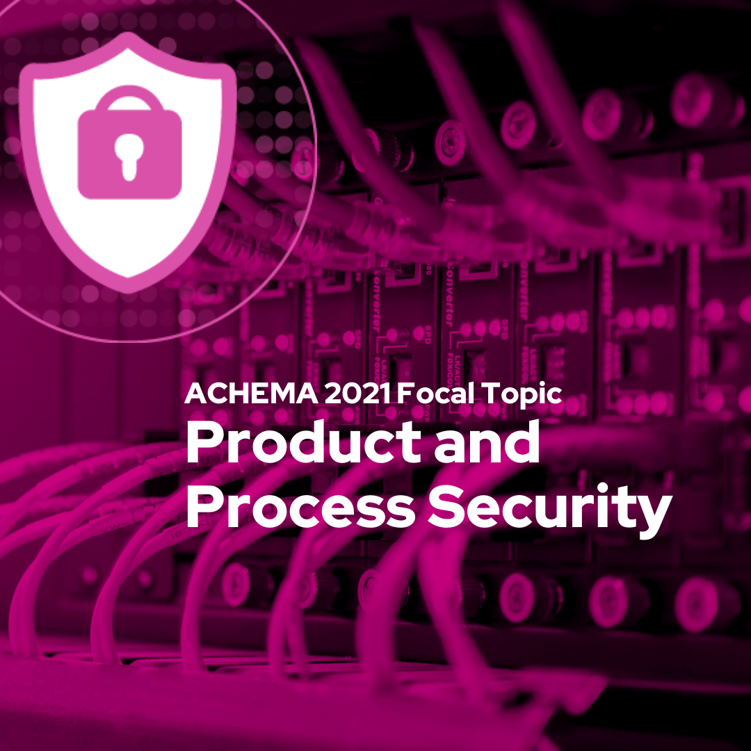 © DECHEMA - Product an Process Security