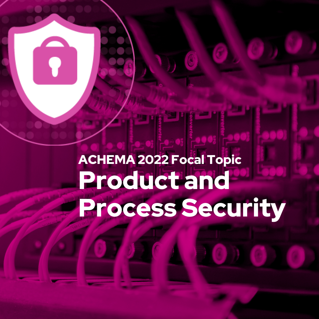 © DECHEMA - Product and process Security
