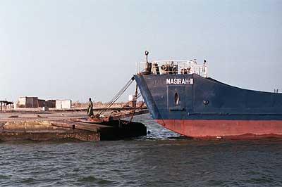 Ferry to Masirah